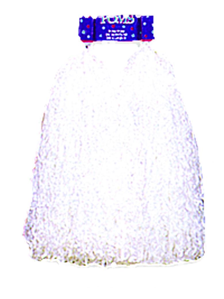 Белые помпоны (UNI) -  Спорт