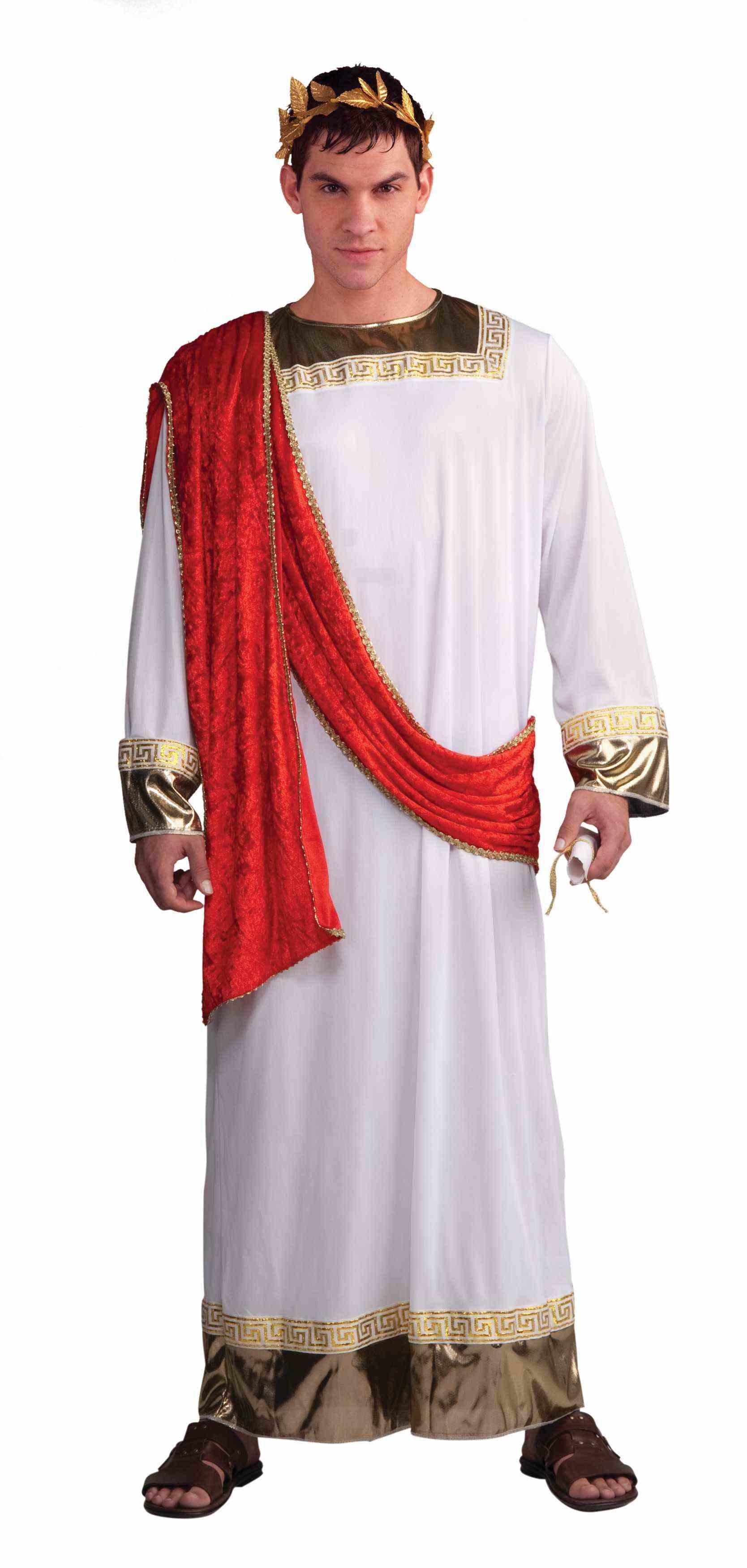Костюм Гая Юлия Цезаря (52-54) костюм римского воина 50 54