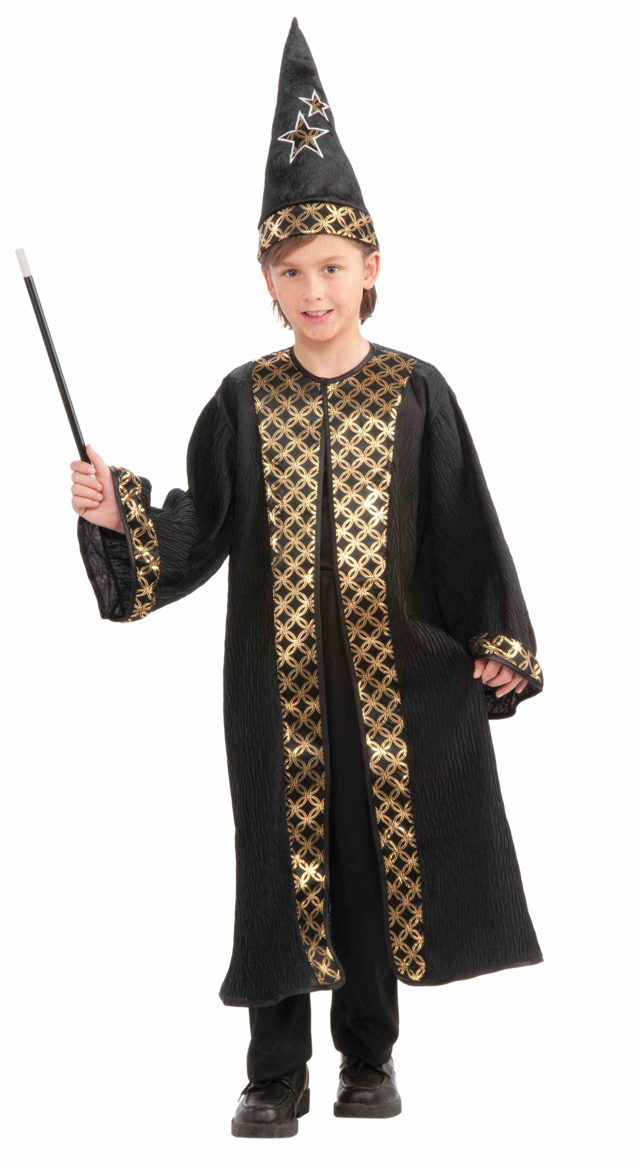 Костюм маленького колдуна (32-38) -  Ведьмы и колдуны