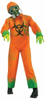 Костюм Жертвы Химического взрыва (52-54) костюм зомби охранника 52 54