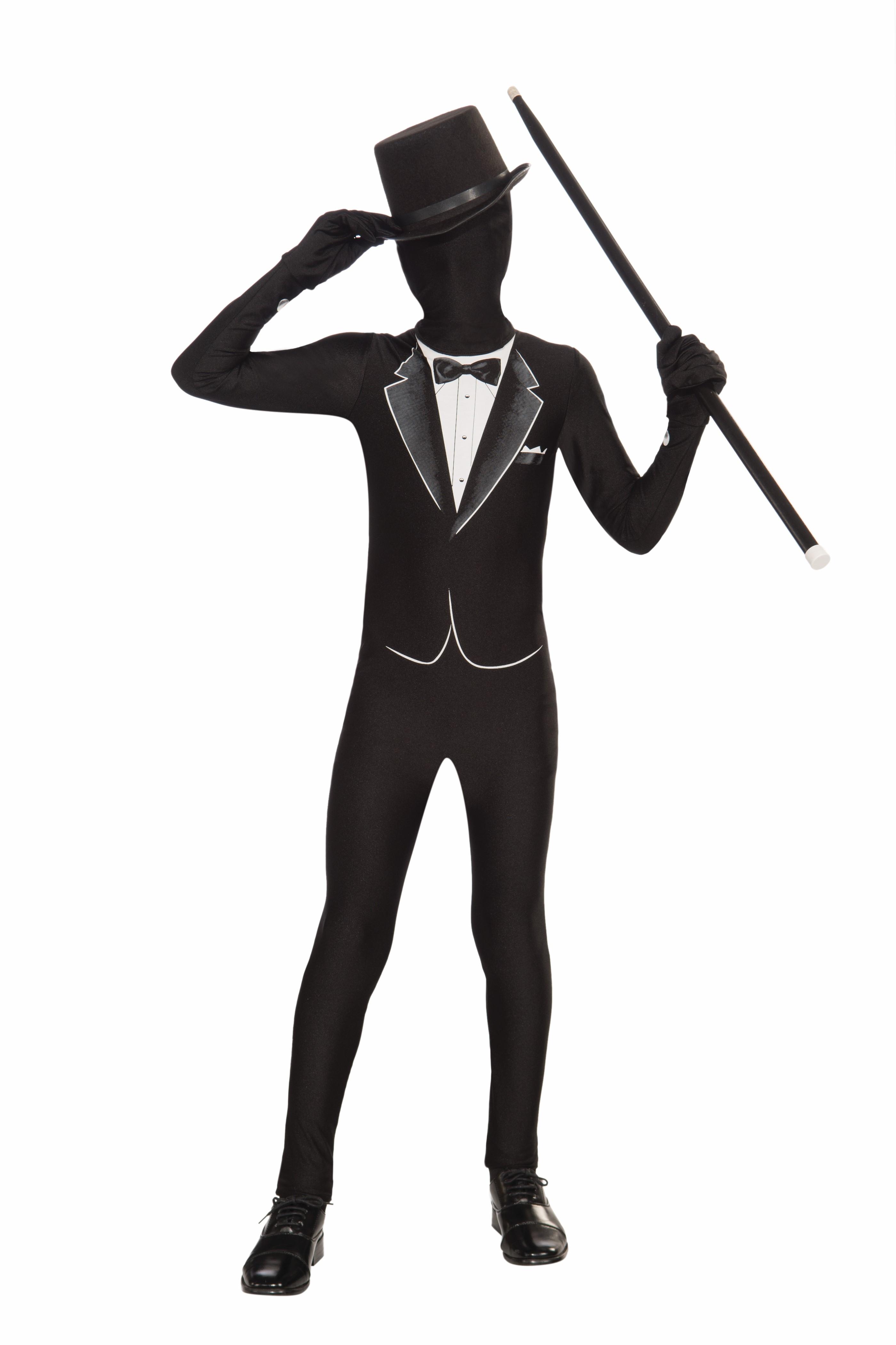 Детский костюм Черного джентльмена (36) от Vkostume