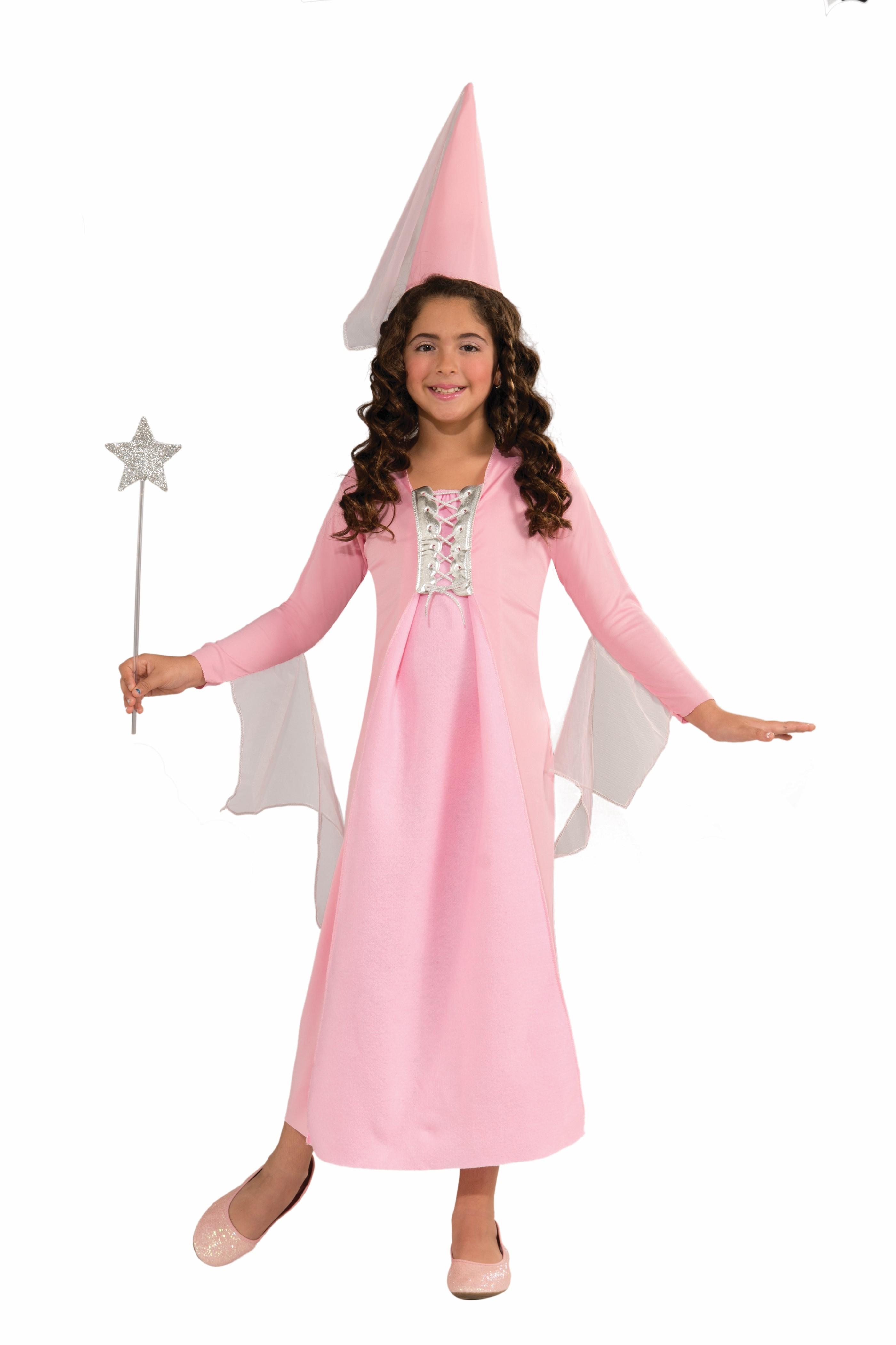 Костюм Розовой волшебницы (32-34) -  Ведьмы и колдуны