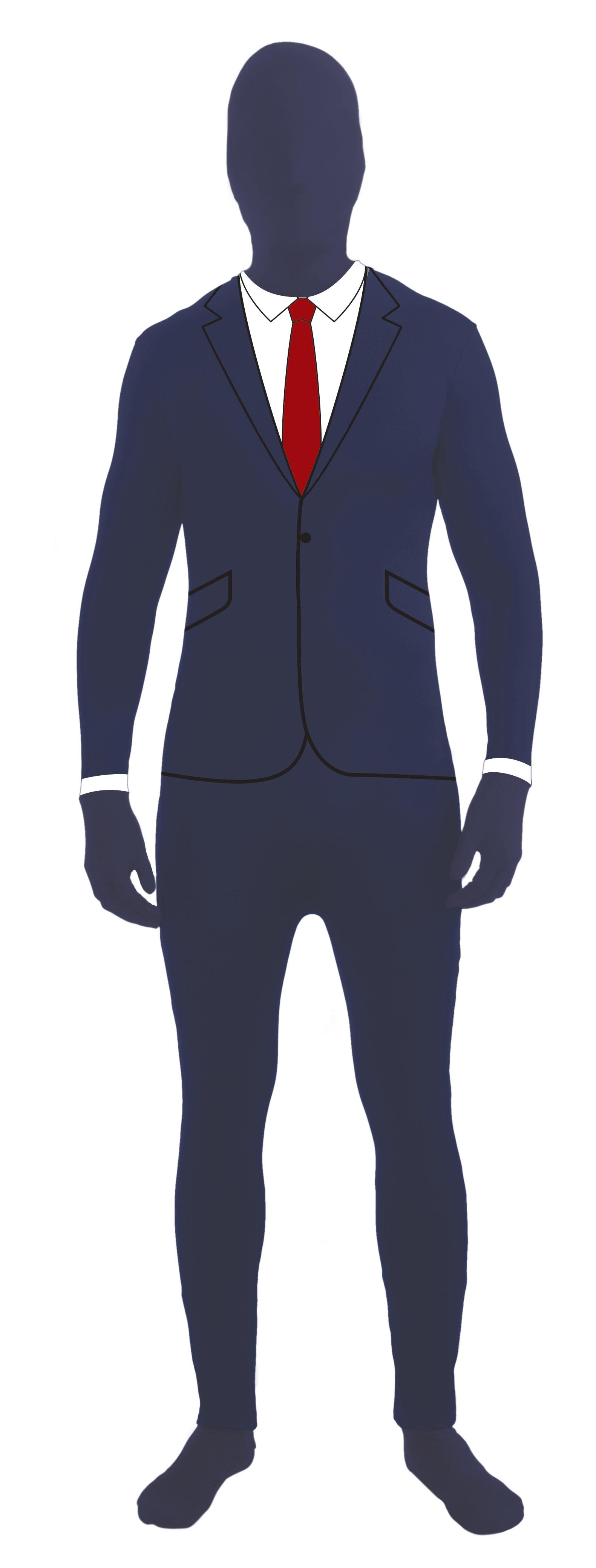 Костюм Зентай Бизнесмена (54) костюм радуги зентай 52 54