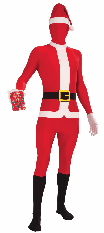 цена Костюм Зентай Санта (54) онлайн в 2017 году