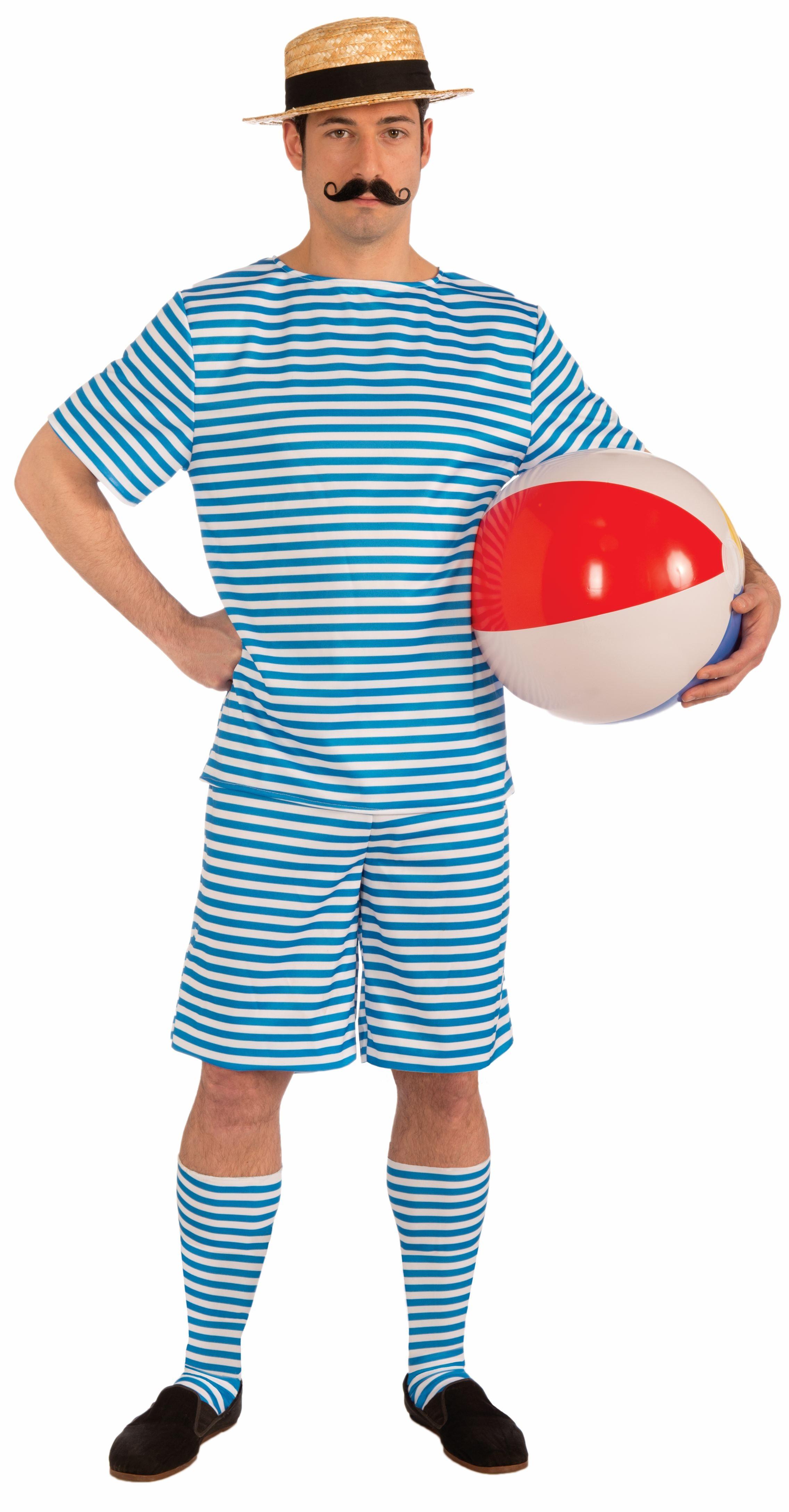 Костюм Пляжного Джентльмена (52) -  Исторические костюмы
