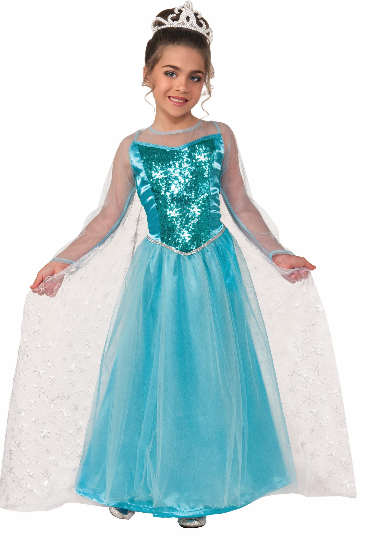 Детский костюм Принцессы Кристалл (38-40) детский костюм озорного клоуна 34
