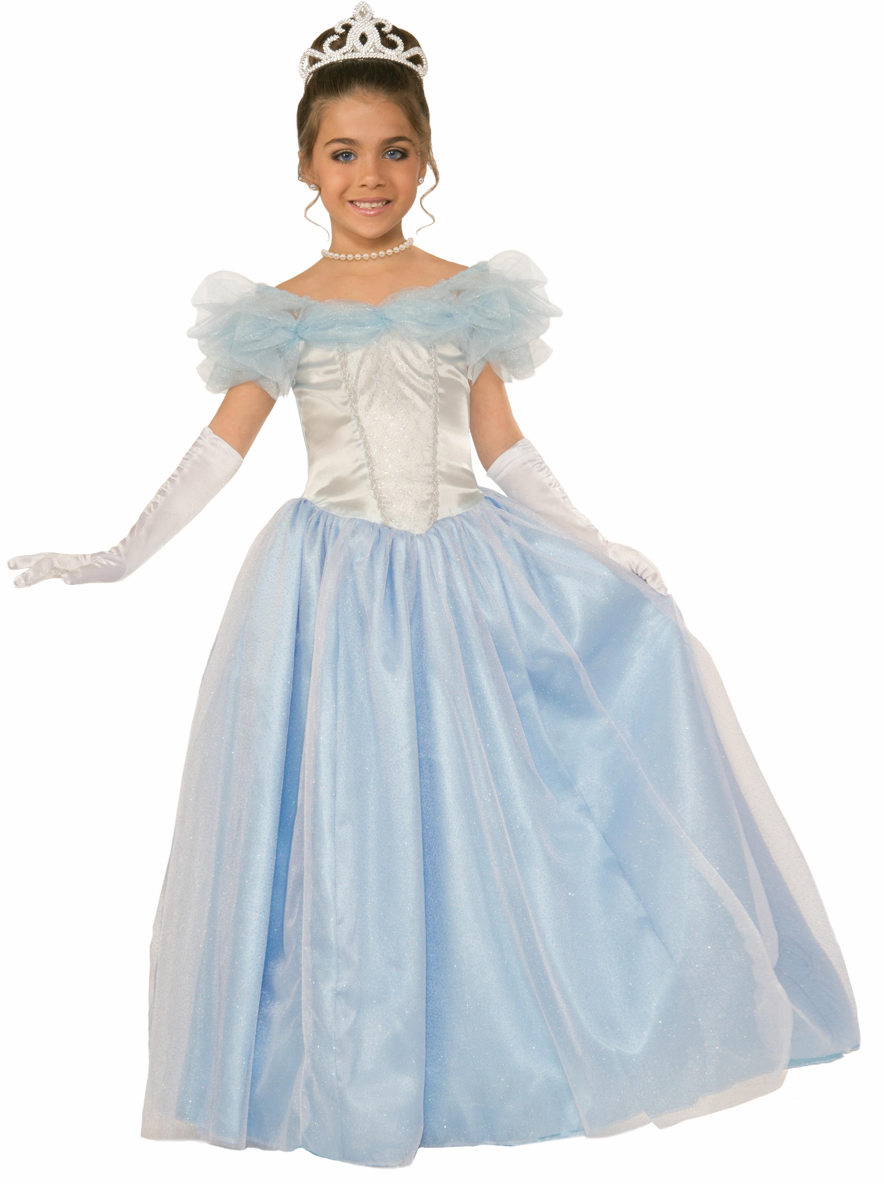 Детский костюм прекрасной принцессы (38) где можно платье или костюм в полевском