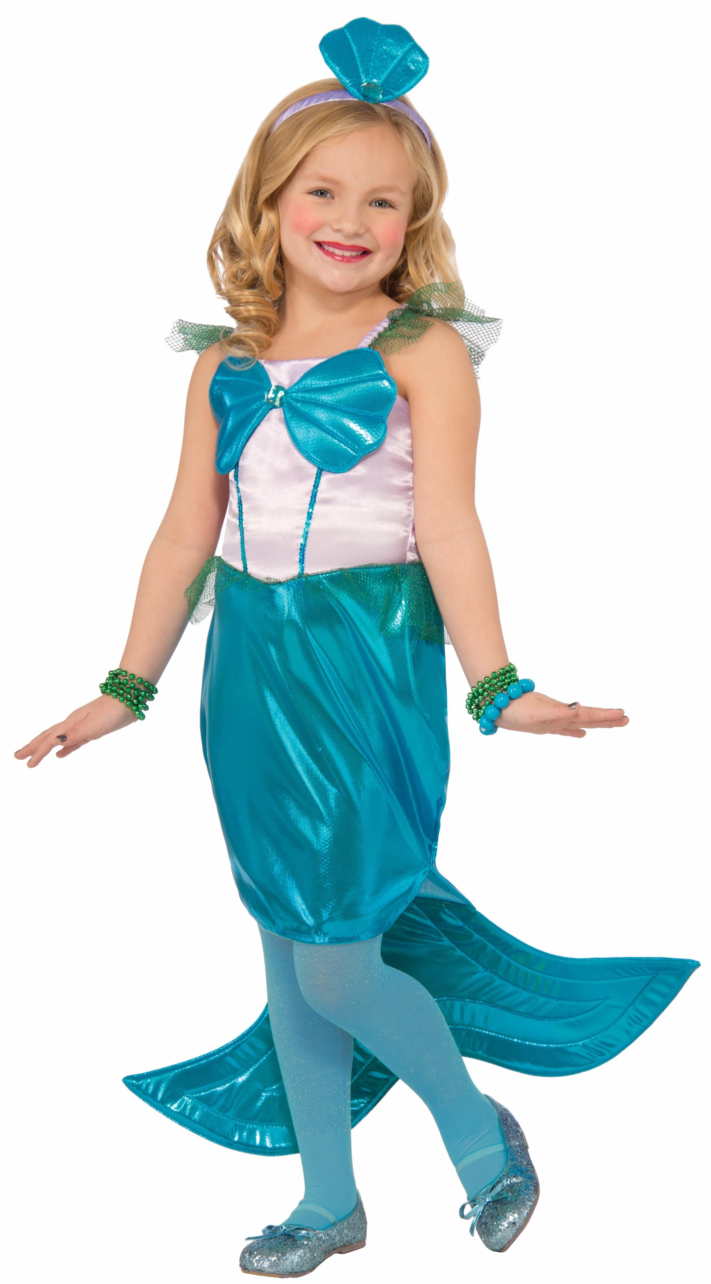 Детский костюм Подводной русалочки (28) - Сказочные герои, р.28