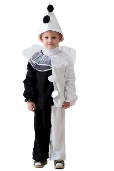 Детский костюм Милого Пьеро (24) - Сказочные герои, р.24