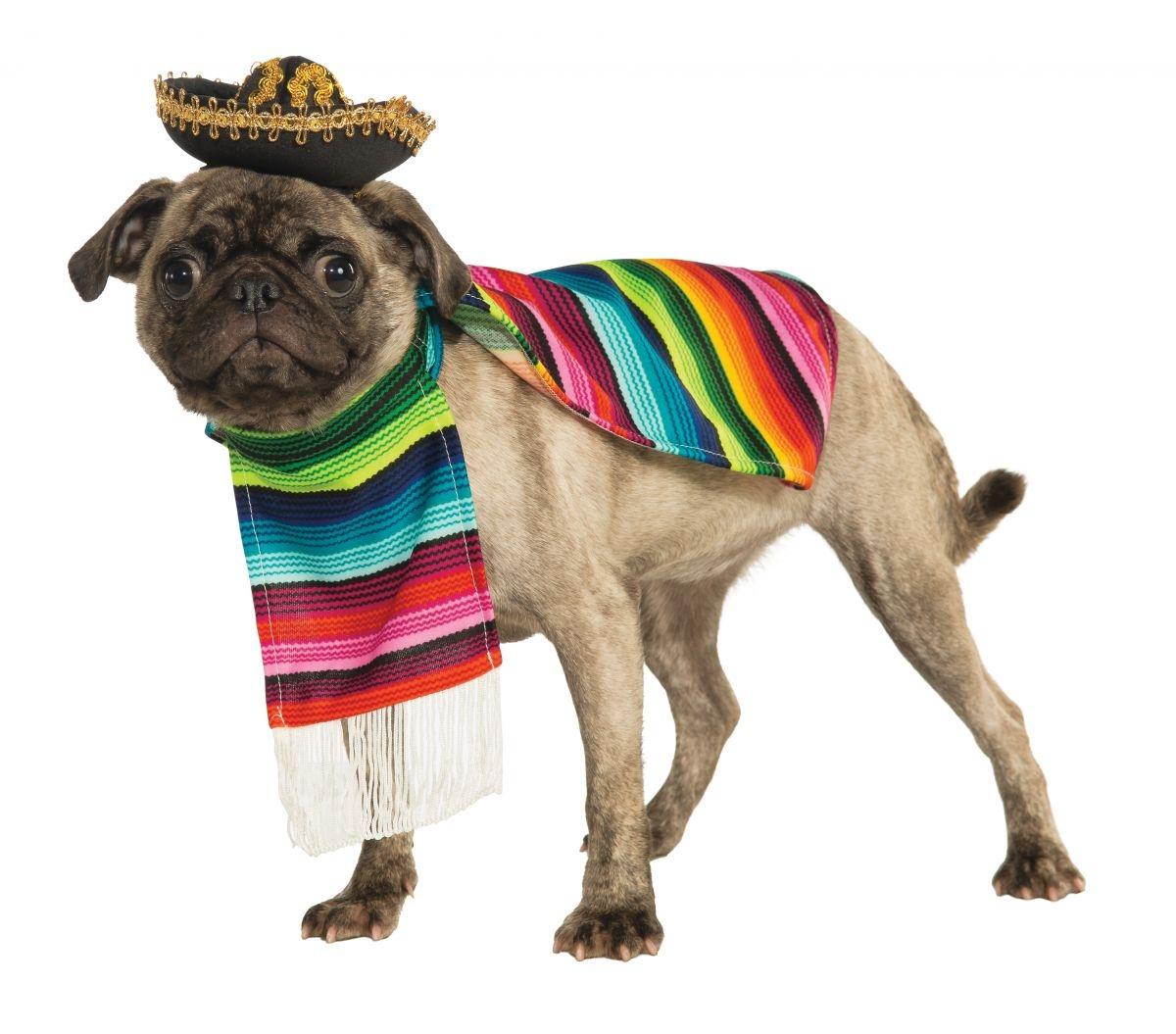 Мексиканский костюм для собаки (M) - Национальные костюмы