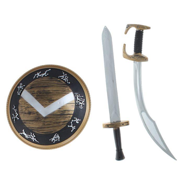 Воинский набор (UNI) - Бутафорское оружие