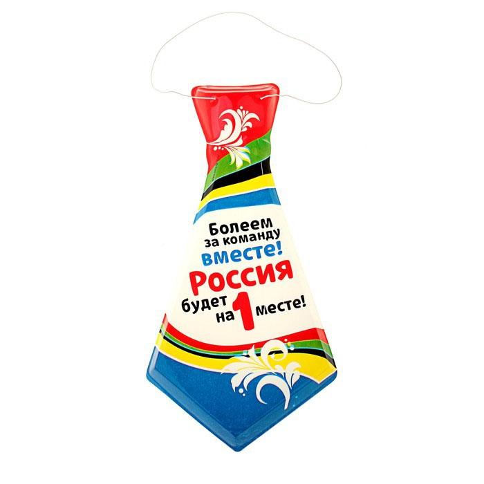 6 галстуков болельщика (UNI) -  Спорт