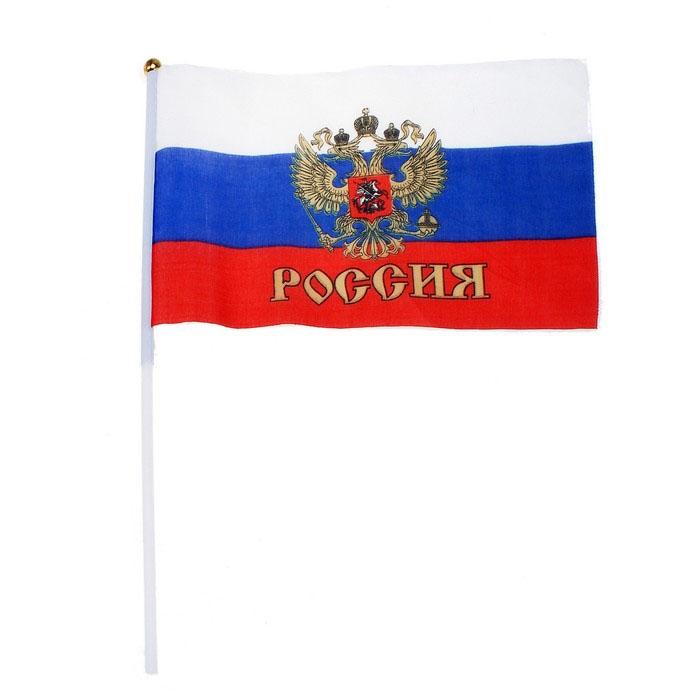 12 Российских флагов (UNI) -  Спорт