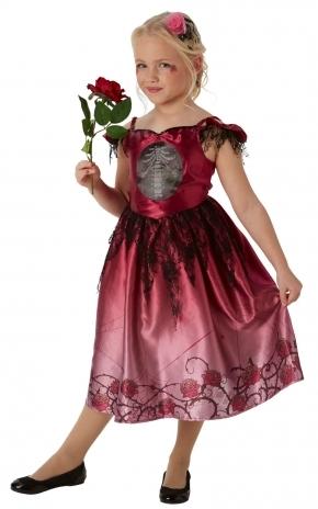 Детский костюм Колючей Розы (30-32) детский костюм озорного клоуна 34
