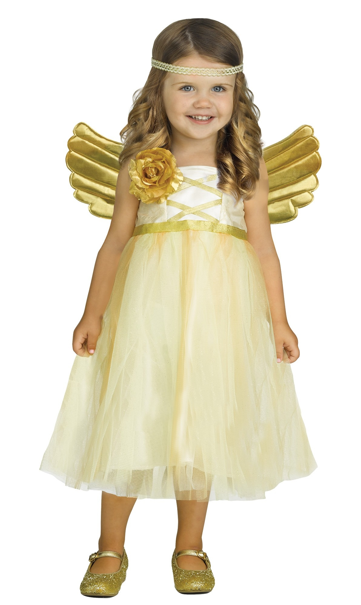 Костюм Золотого Ангелочка (22-24) -  Ангелочки и ангелы