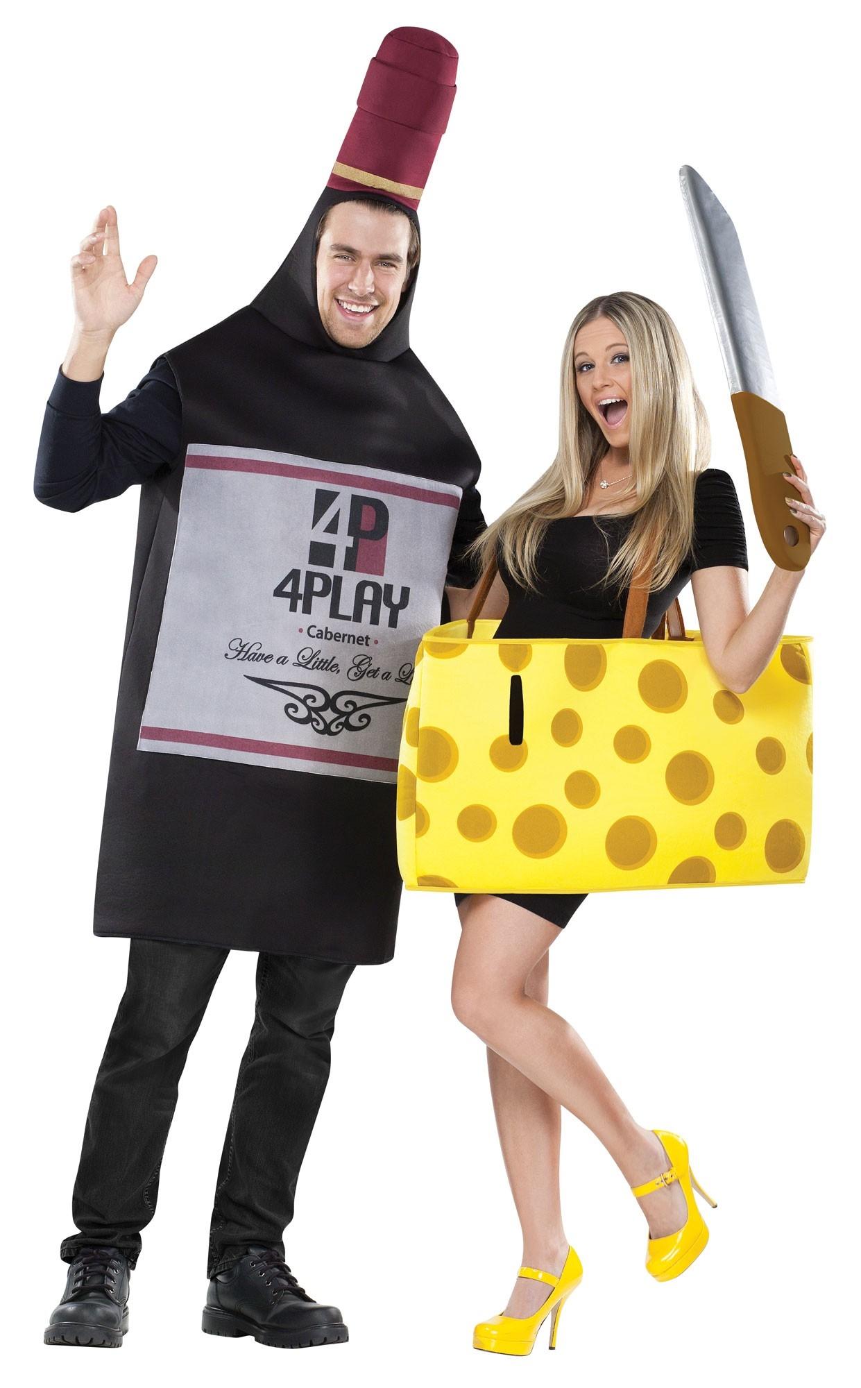 Парные костюмы Вина и сыра (42-48) костюмы