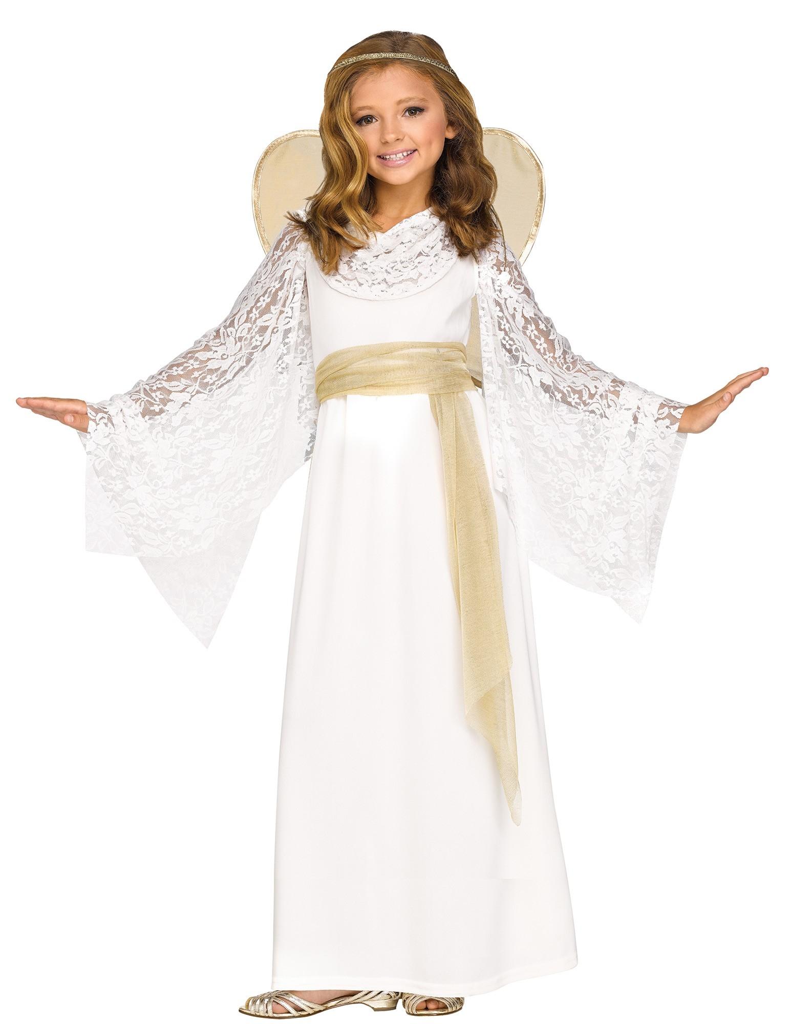 Детский костюм Ангельской Мисс (34-38) -  Ангелочки и ангелы