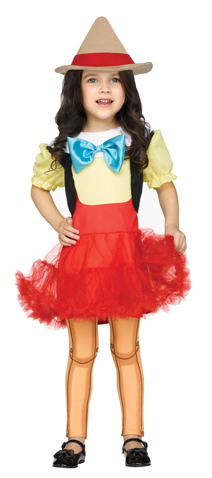 Костюм малышки Пиноккио (22-24) детский костюм малышки золушки 24
