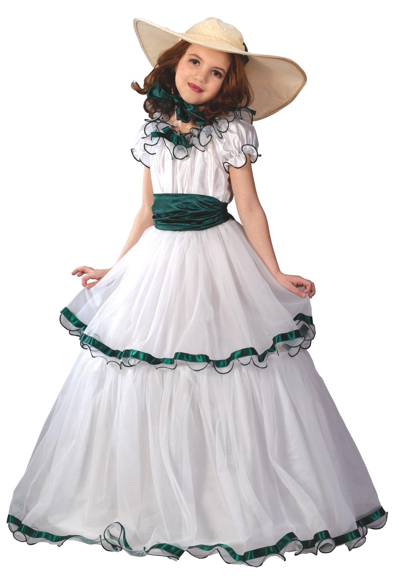 Детский костюм Скарлетт (34-38) детский костюм клоуна весельчака 38