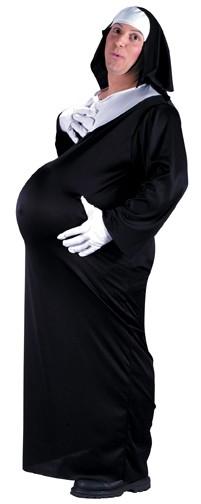 Костюм Беременной Монашки (42-48) -  Юмор