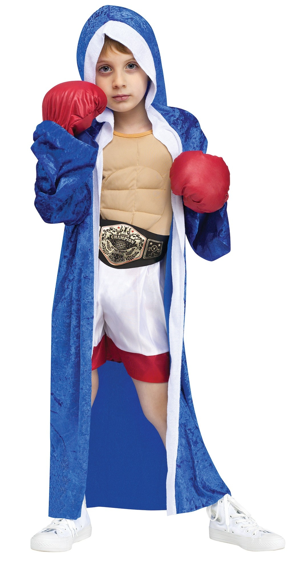 Детский костюм Чемпиона Боксера (22-24) детский костюм маленького повара 22 24
