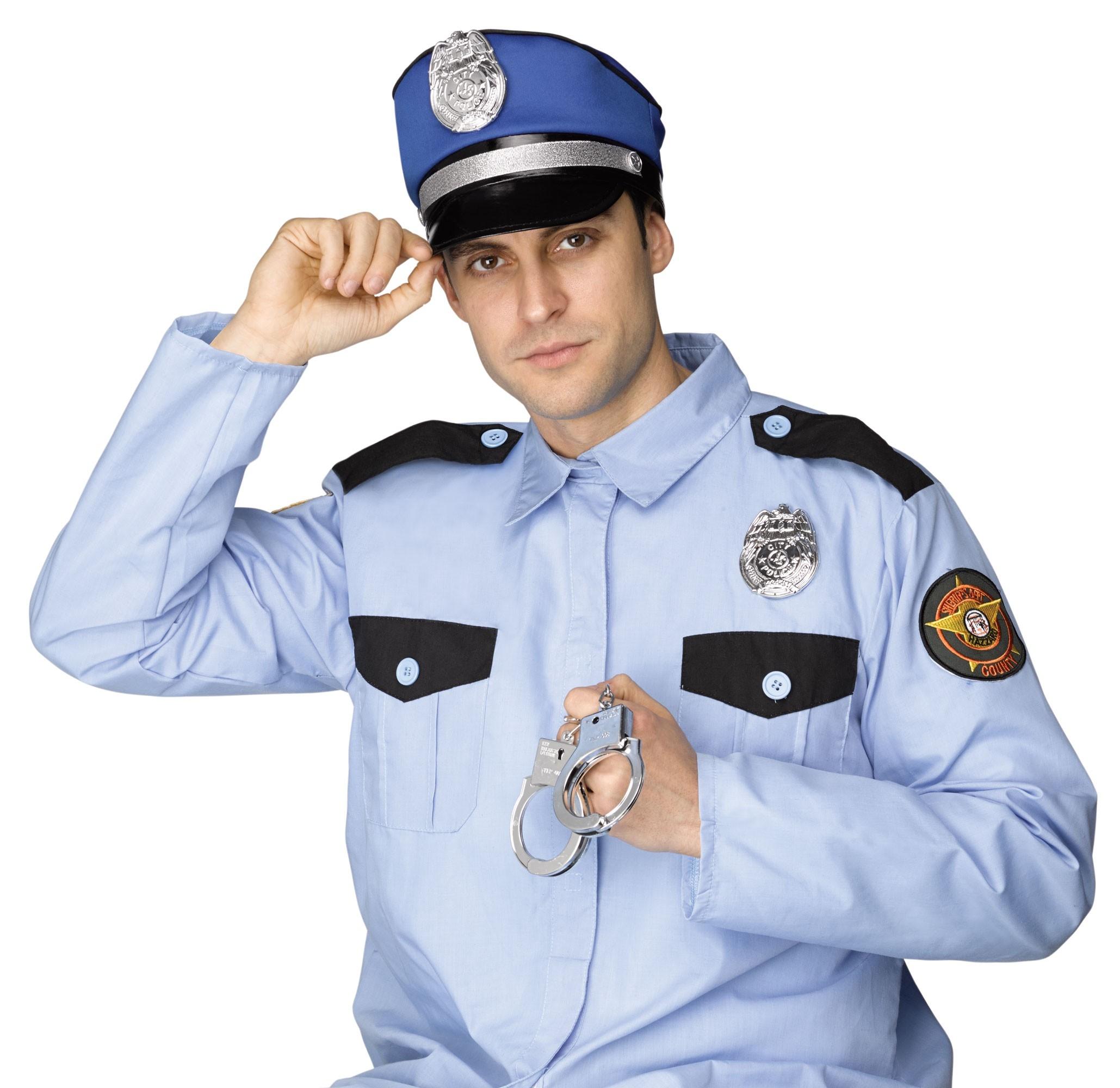 Набор для костюма Полицейского (UNI) -  Полицейские и копы