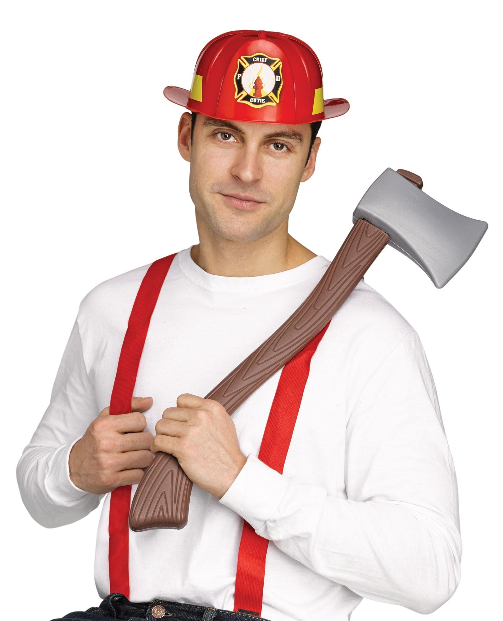 Набор для костюма Пожарного (UNI) пособия для пожарных частей