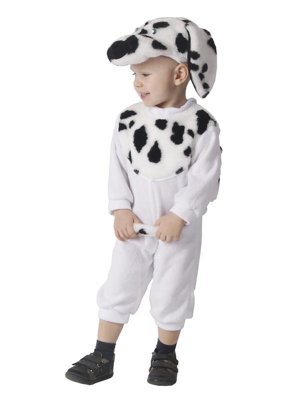 Детский костюм Щенка Далматинца (26-28) костюм прекрасной шапочки 30