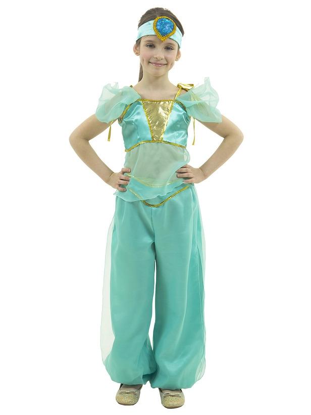 Детский костюм Бирюзовой Звезды Востока (28) звезды востока