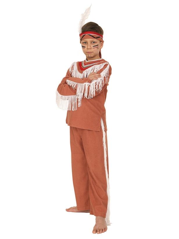 Детский костюм Индейца Апачи (30) -  Исторические костюмы