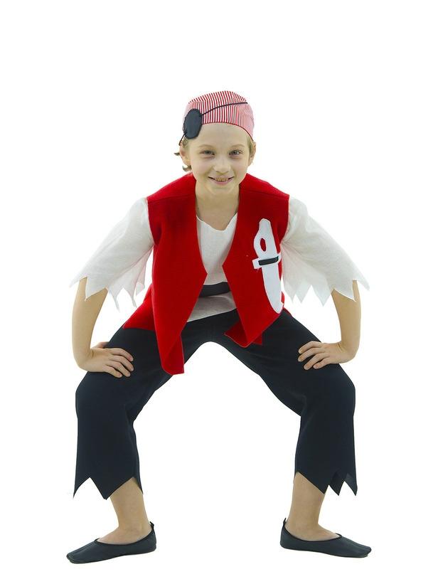 Детский костюм Пирата Хулигана (32)