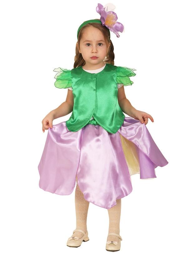 Детский костюм Подснежника (28-30) детский костюм супермен 30