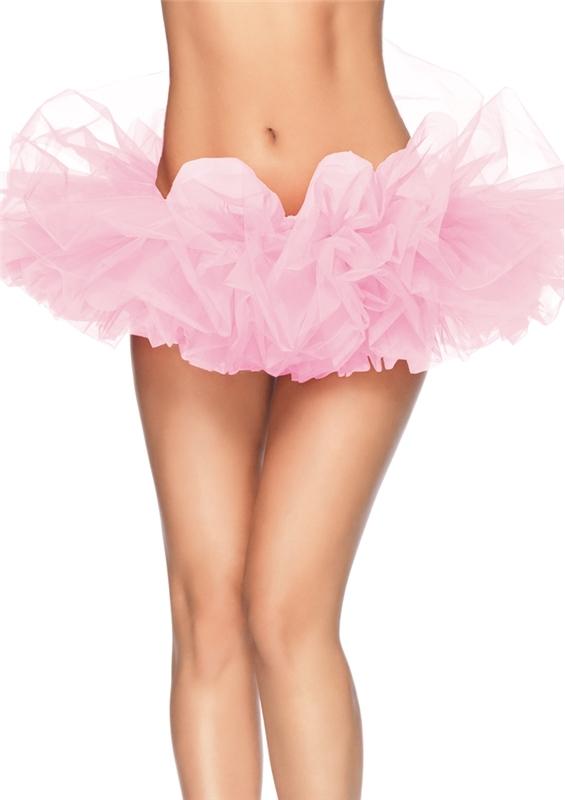 Бледно розовый подъюбник (UNI) -  Подъюбники и юбки