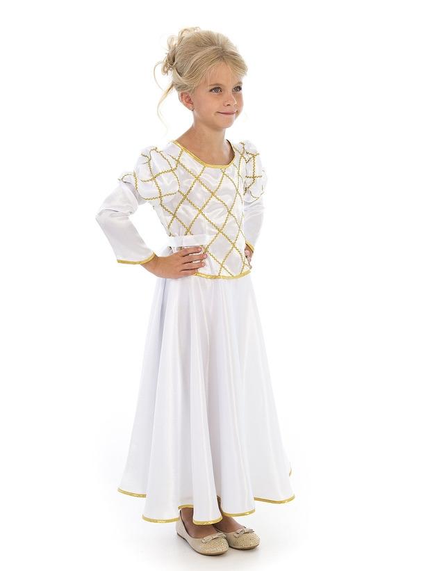 Детский костюм Белой принцессы (30) детский костюм супермен 30
