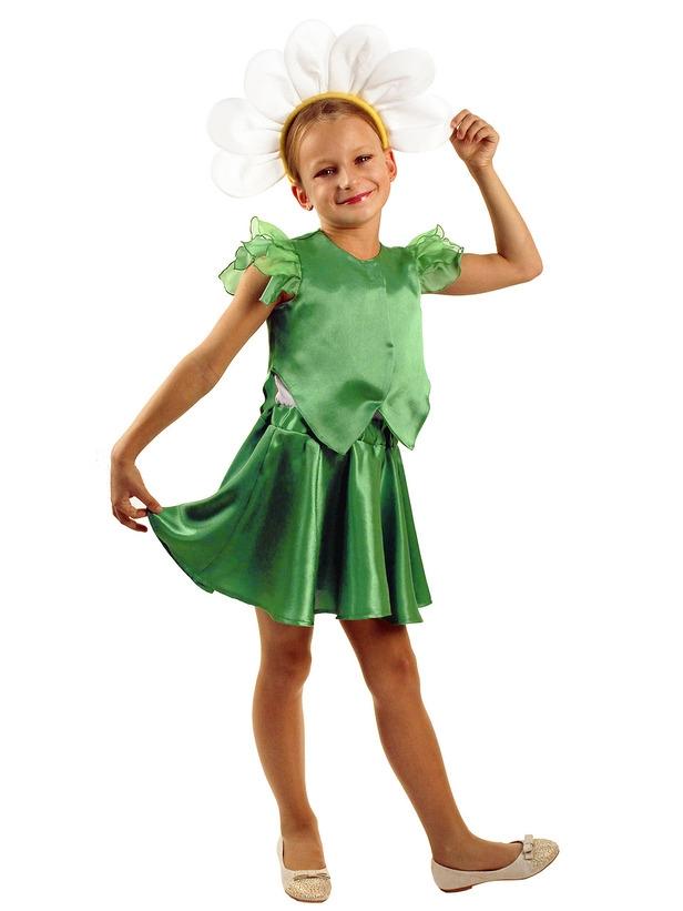 Детский костюм Ромашки (46) - Остальные костюмы, р.46