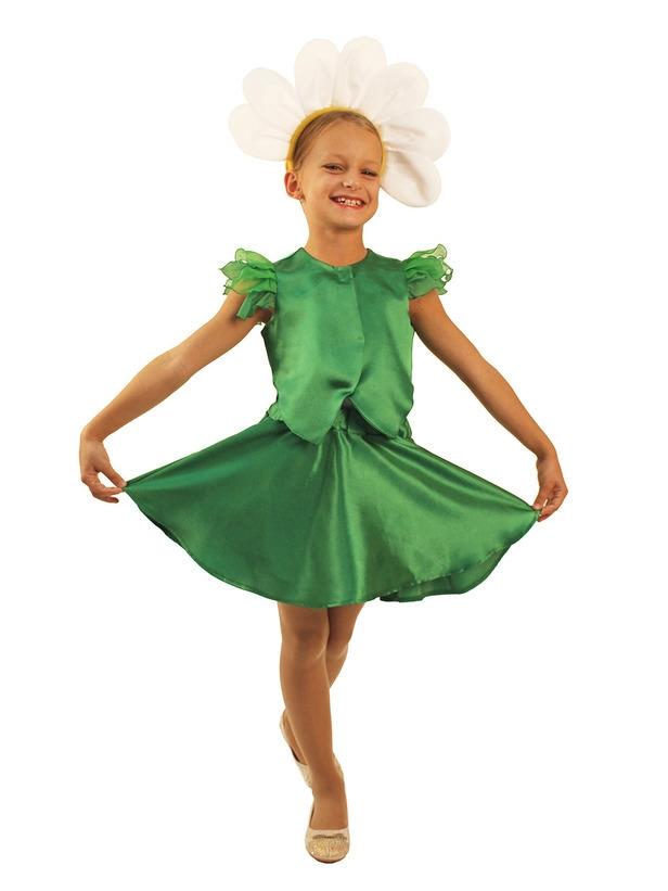 Детский костюм Ромашки (46) от Vkostume