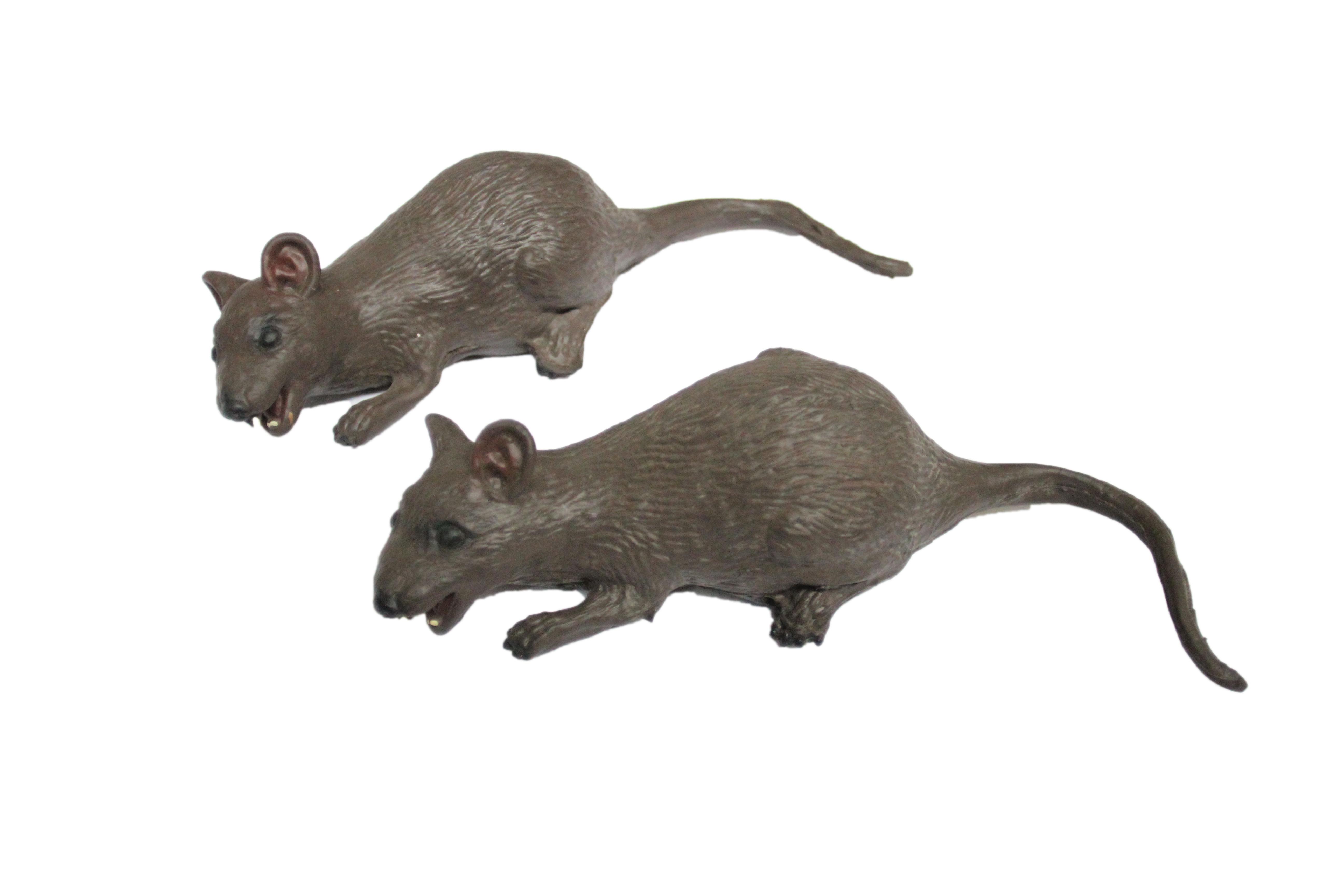 Набор крыс 2 шт коричневые (UNI) шприц рюмка смертельная инъекция 2 шт uni
