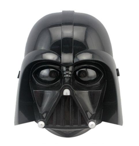 Светящаяся маска Дарта Вейдера (UNI) плюшевая маска зайки uni