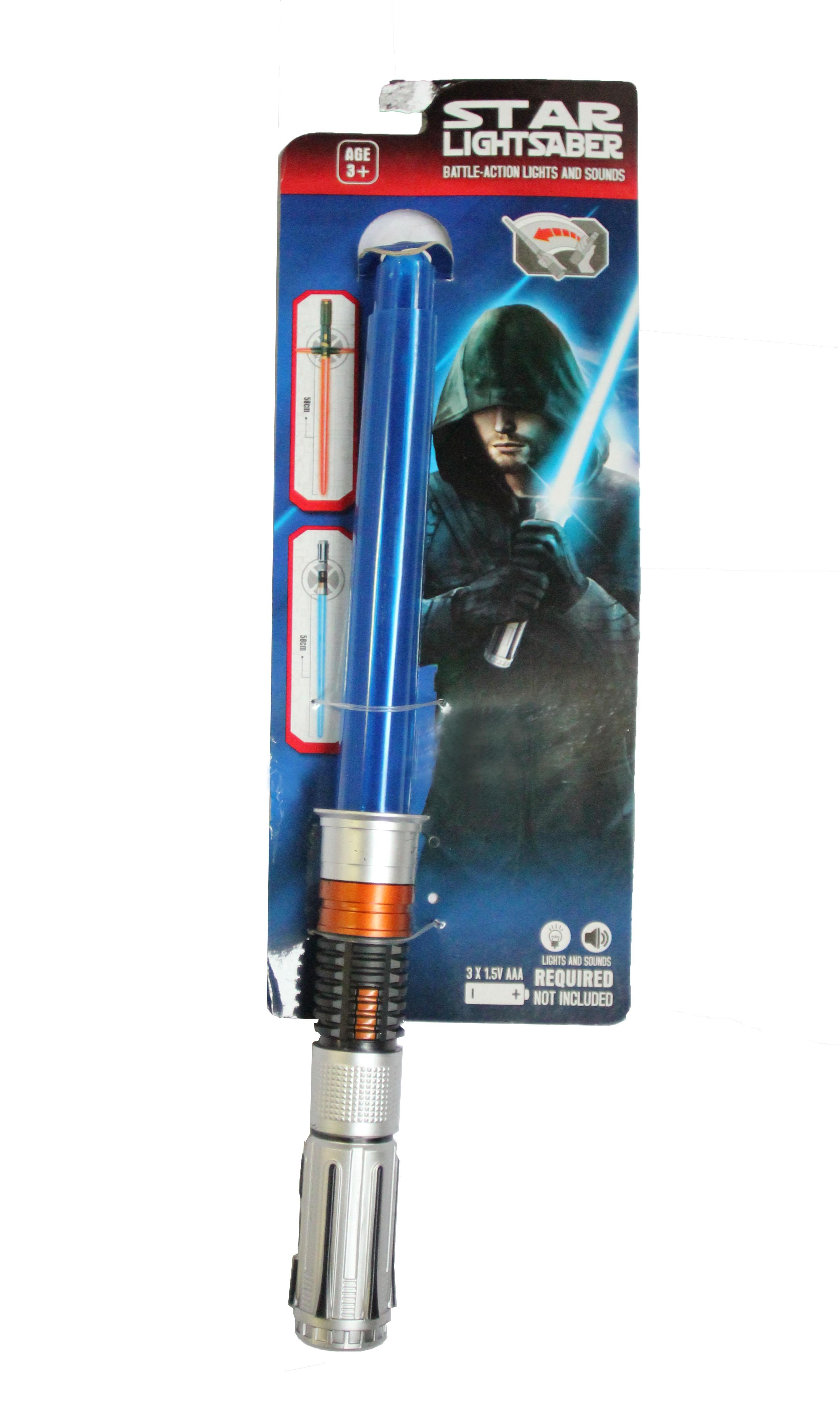 Синий световой меч Star Wars (UNI) -  Киногерои