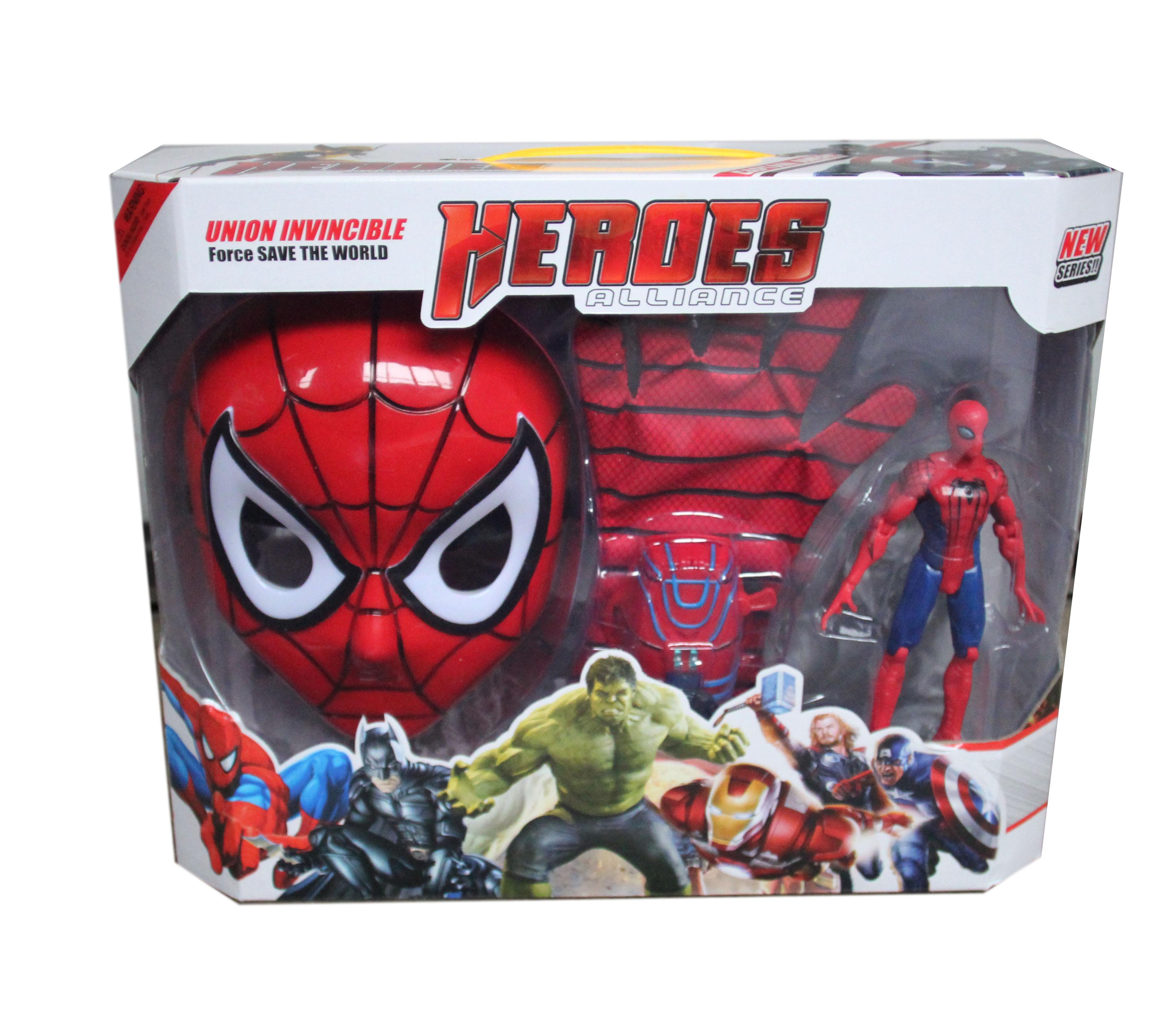 Детский набор Человека паука (UNI) -  Киногерои