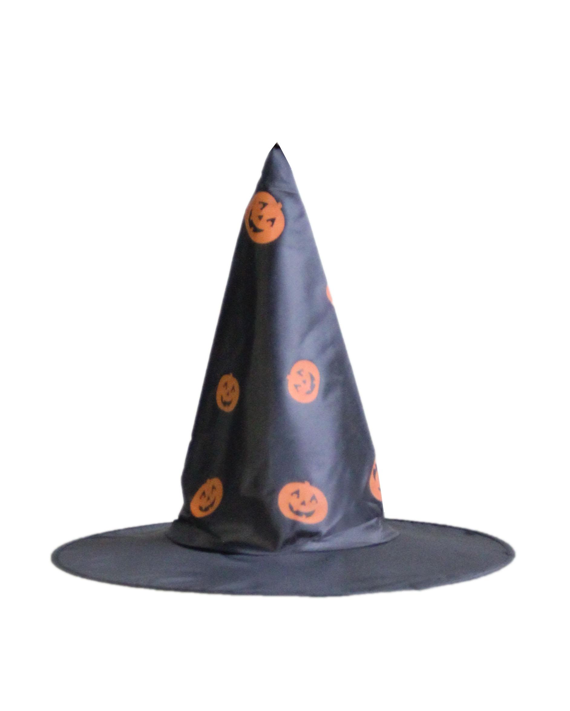 Шляпа тыквенной ведьмы (UNI) - Шляпа ведьмы