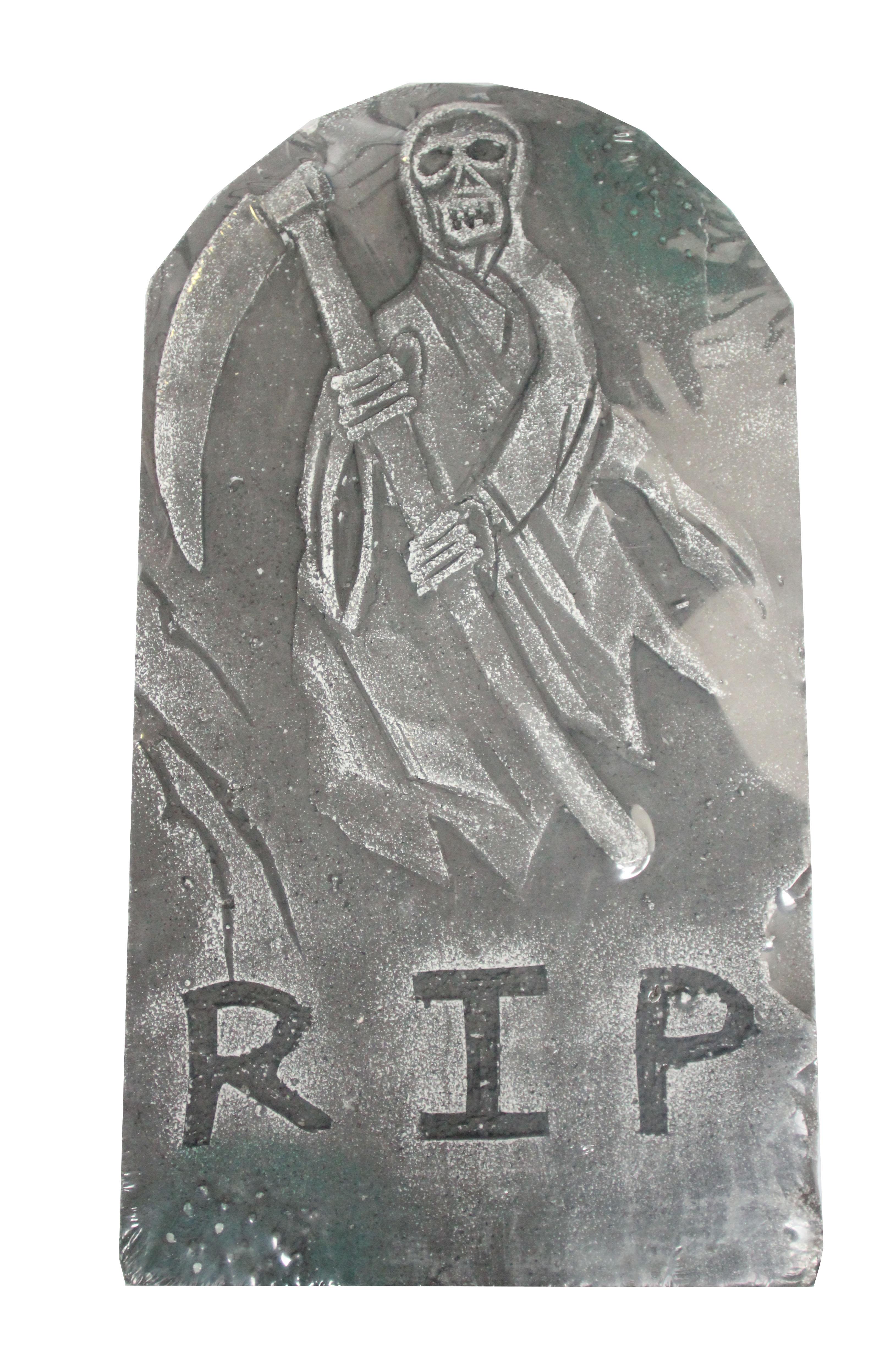 Надгробие со смертью (UNI) надгробие с демоном uni