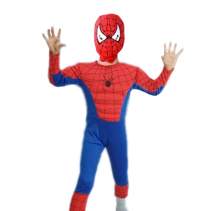 Костюм героя Спайдермена (L) - Супергерои и комиксы