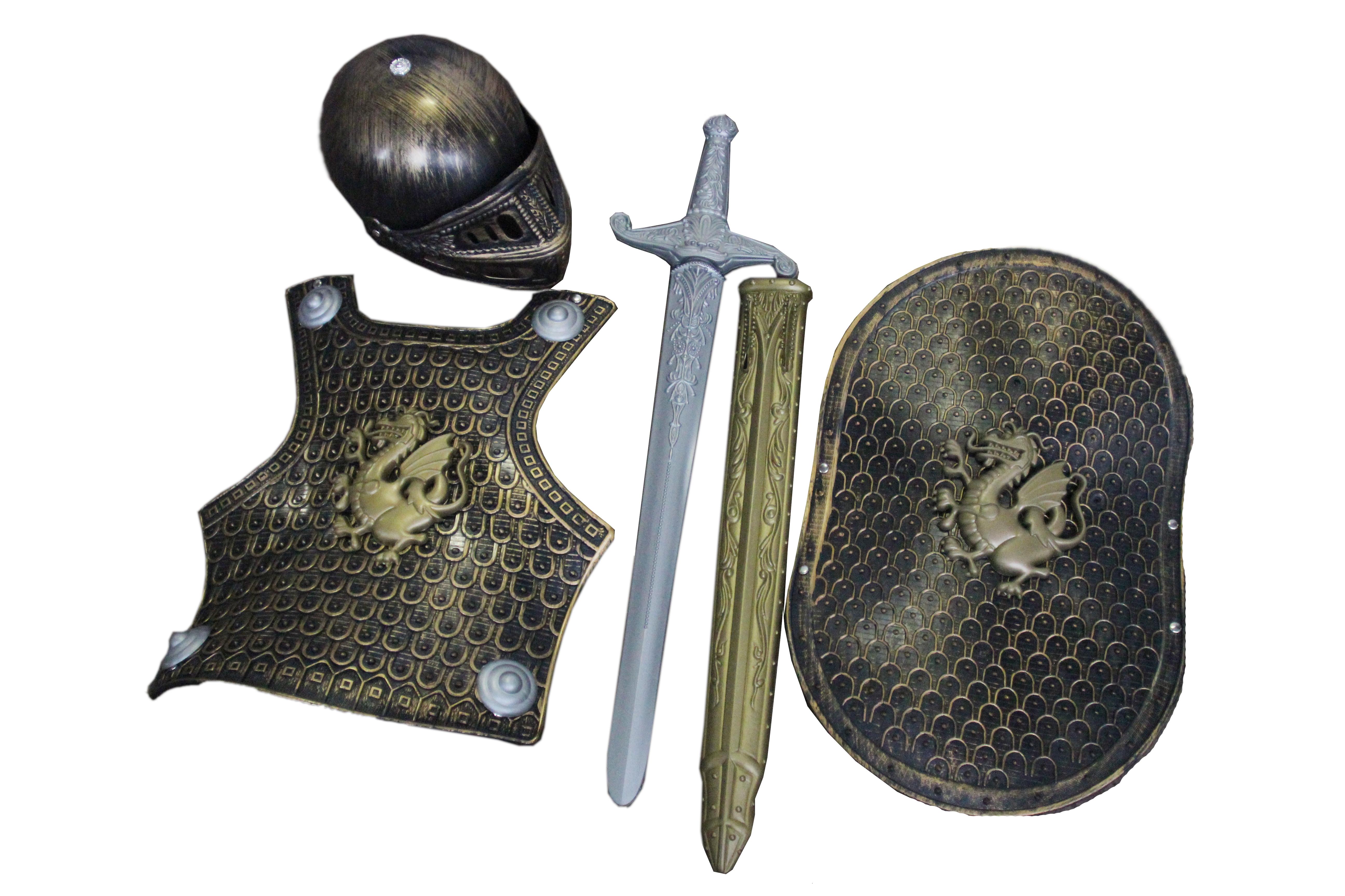 Детский набор воина (UNI) - Бутафорское оружие