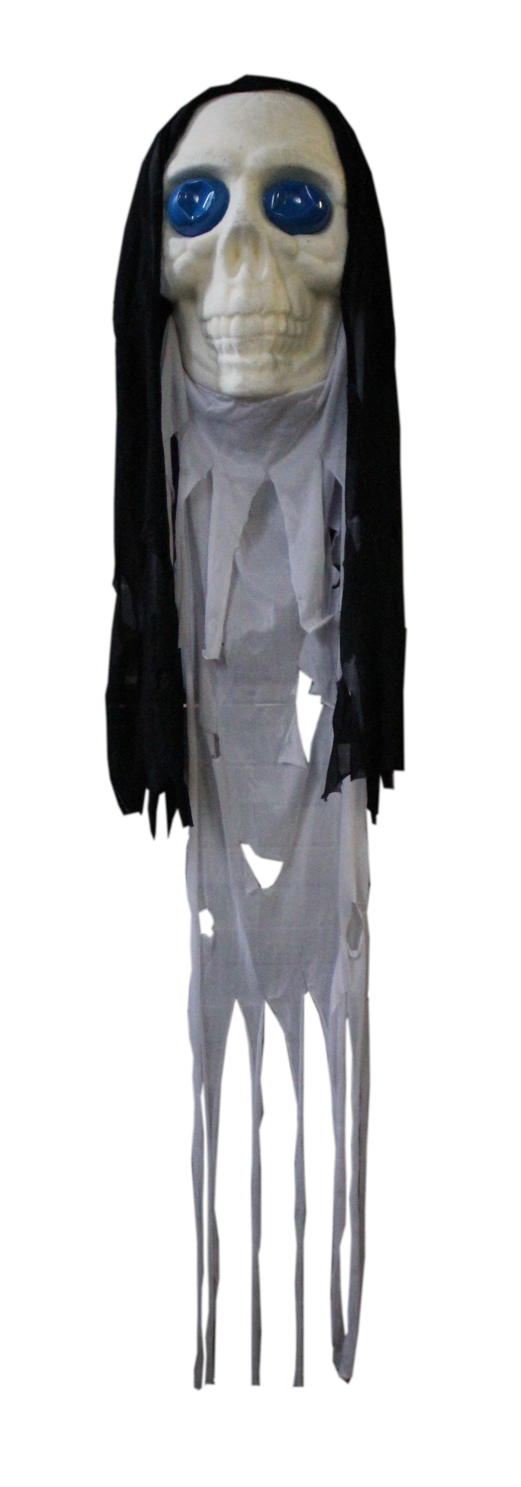 Декорация Жуткий Череп (UNI) -  Аксессуары на Хэллоуин