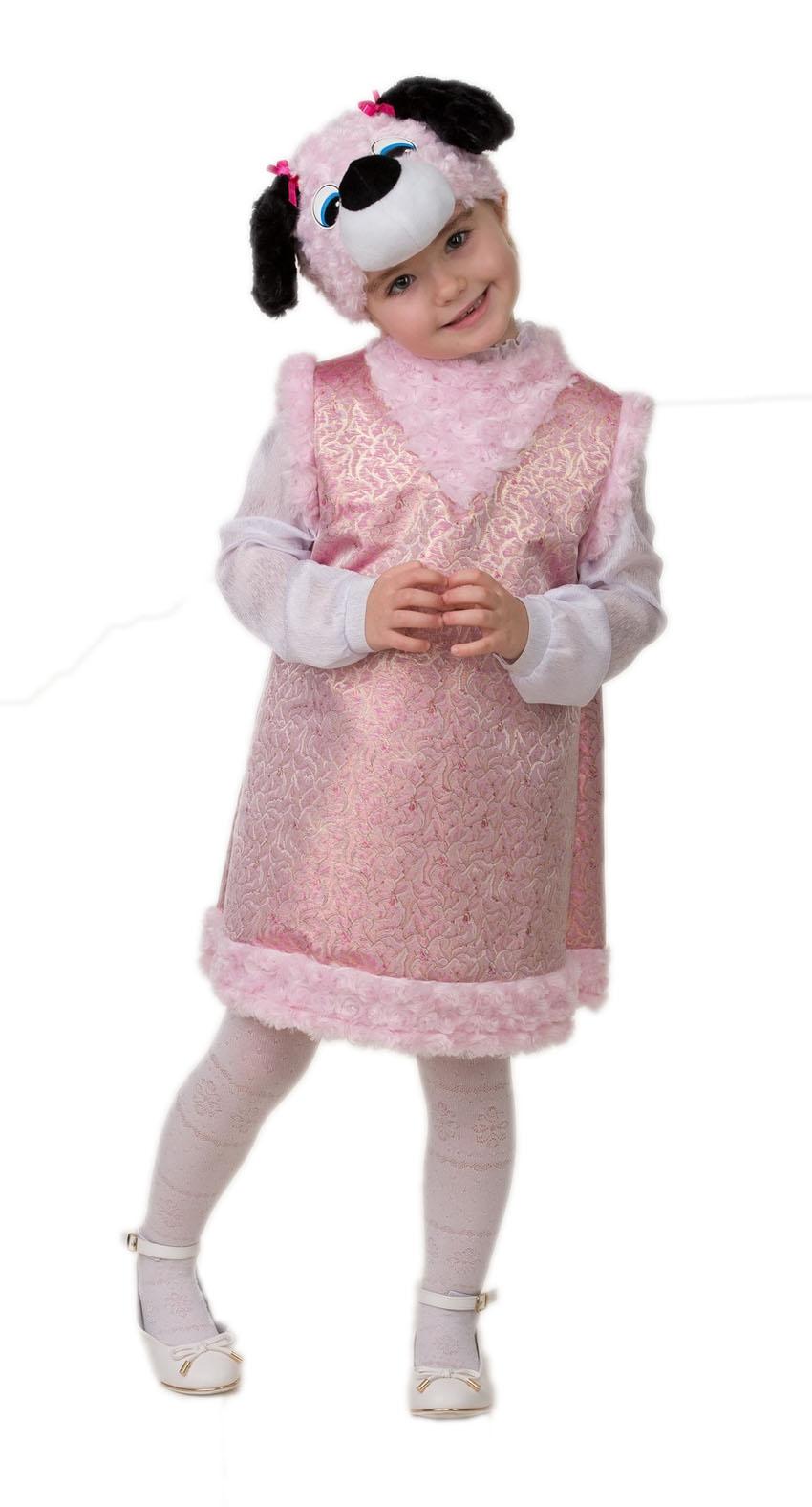 Детский костюм Собачки Лори (26-28) детский костюм озорного клоуна 34
