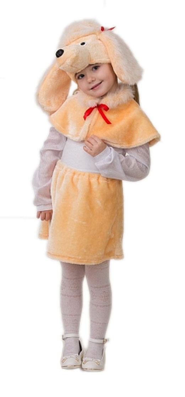 Детский костюм Пудель Ника (28) детский костюм озорного клоуна 34
