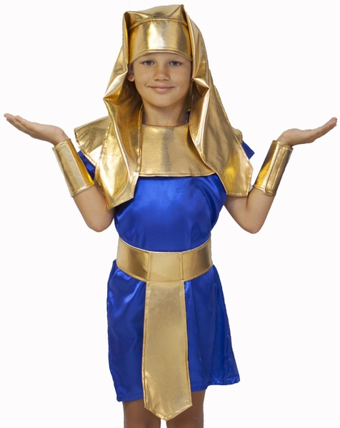 Детский костюм Египетского Фараона (32-34) детский костюм джульетты 32 34