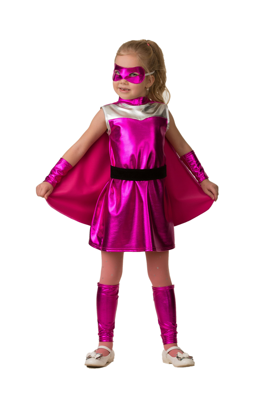 Детский костюм Барби Супер Блестки (36) детский костюм озорного клоуна 34