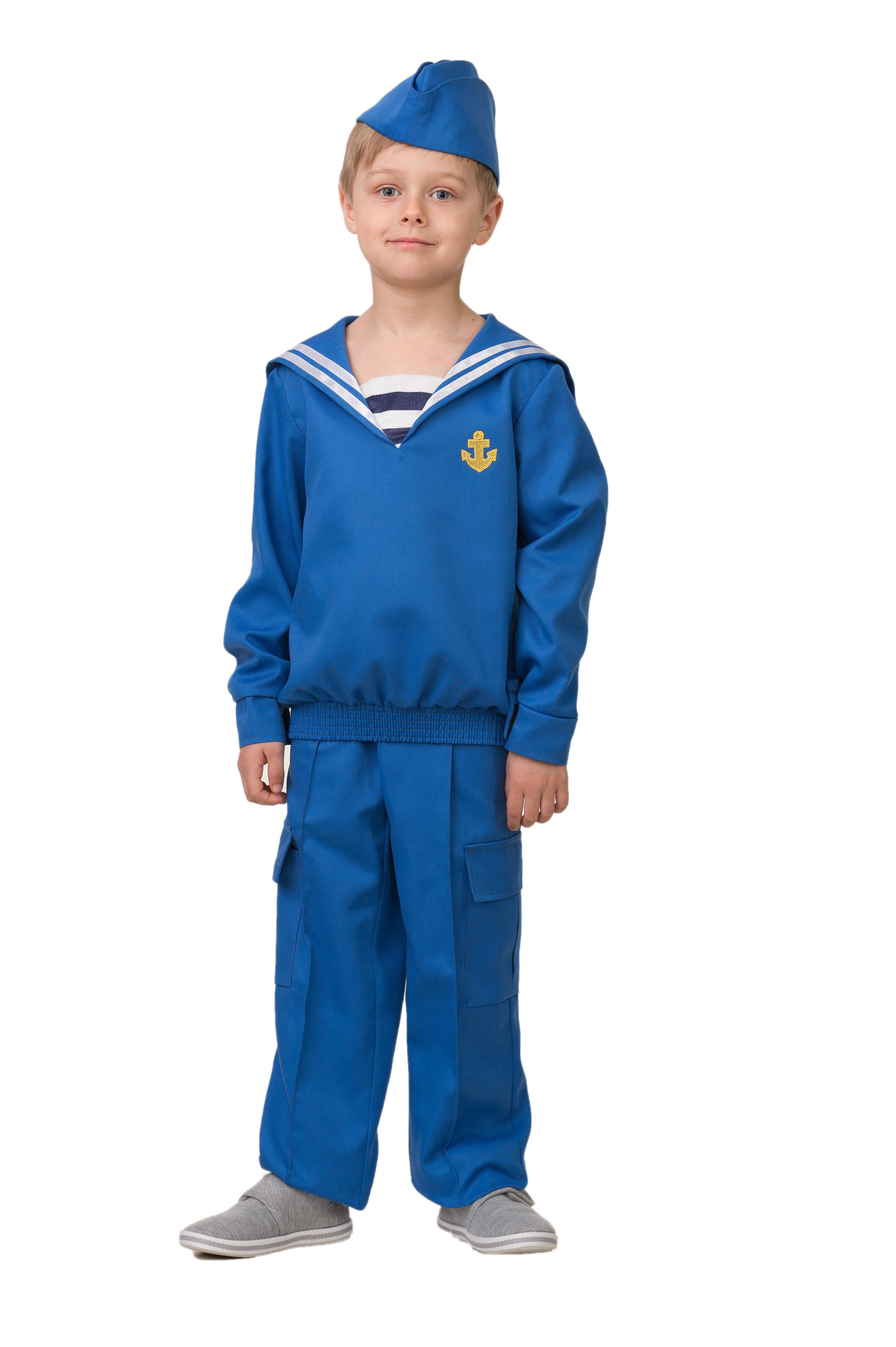 цена Детский костюм Матроса (26) онлайн в 2017 году